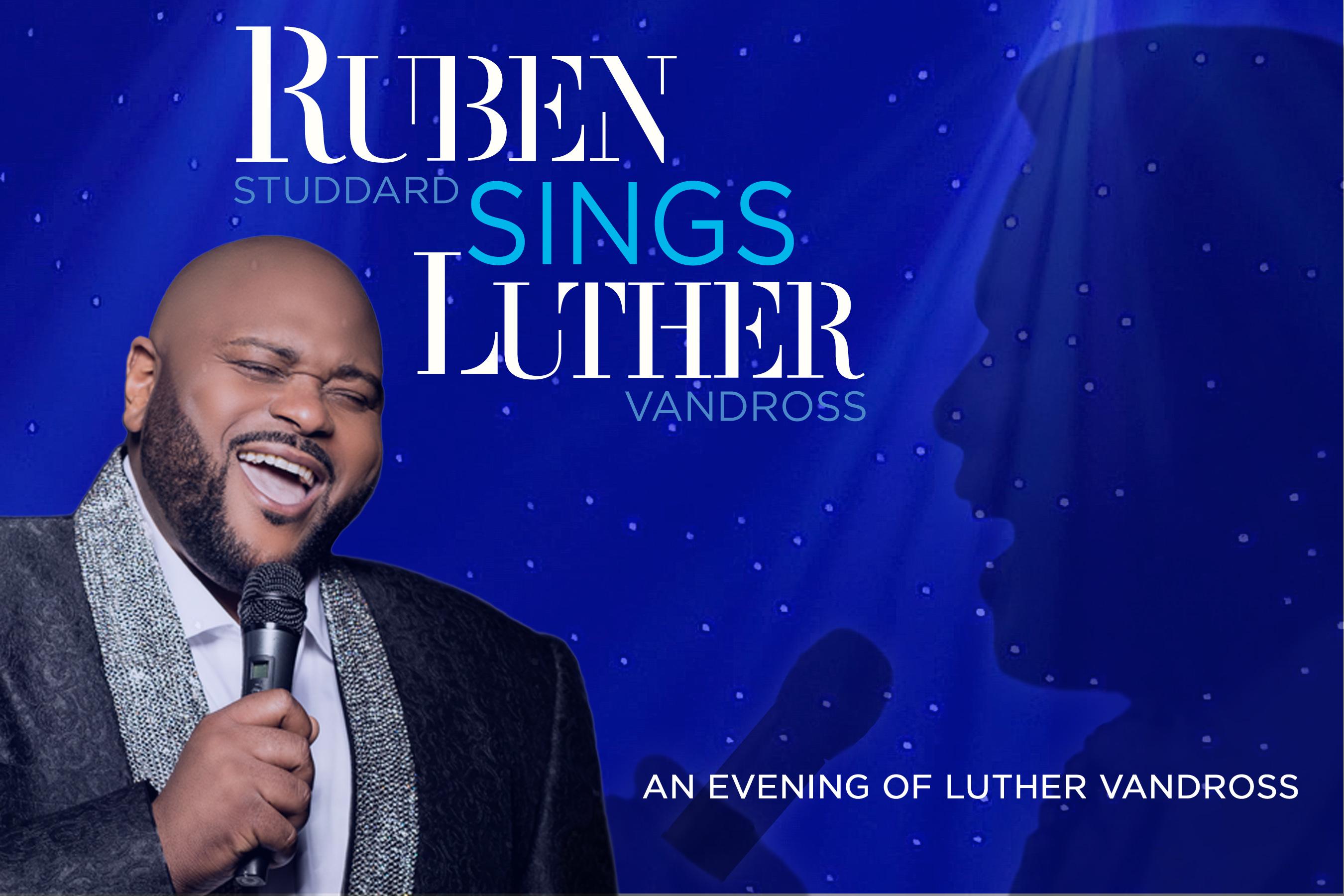 Ruben Studdard:  Ruben Sings Luther