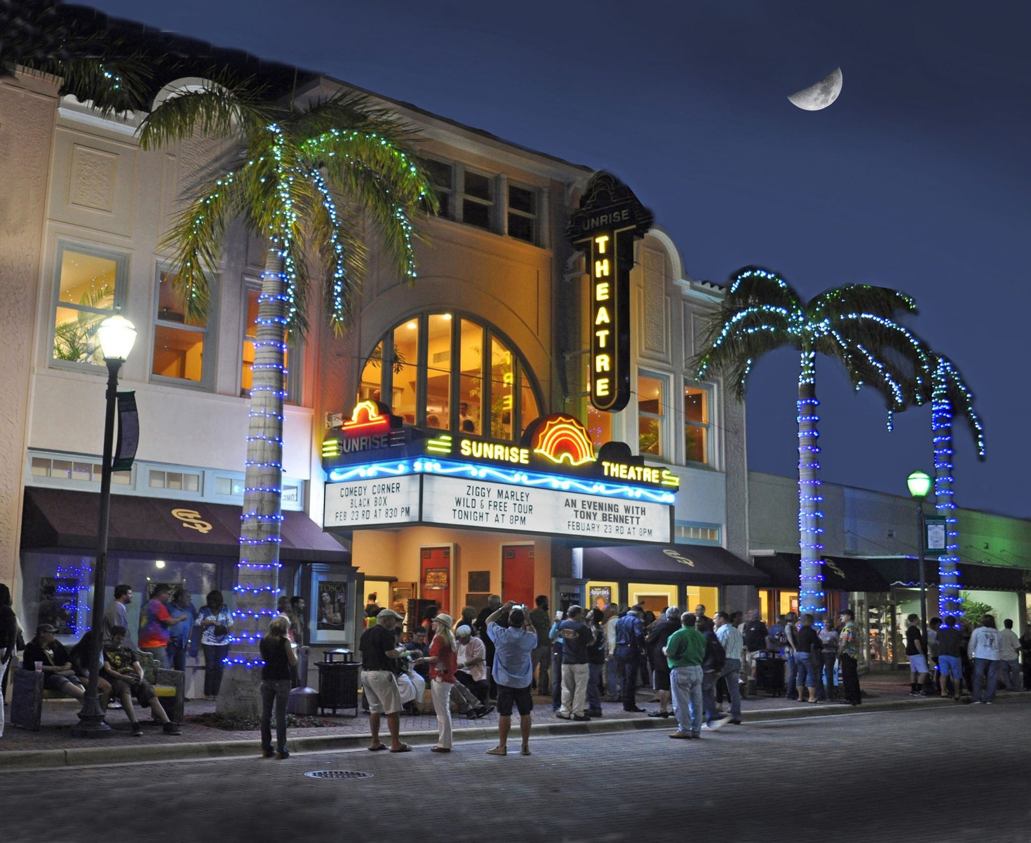 The Sunrise Theatre