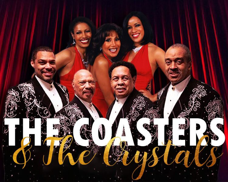 The Coasters & The Crystals