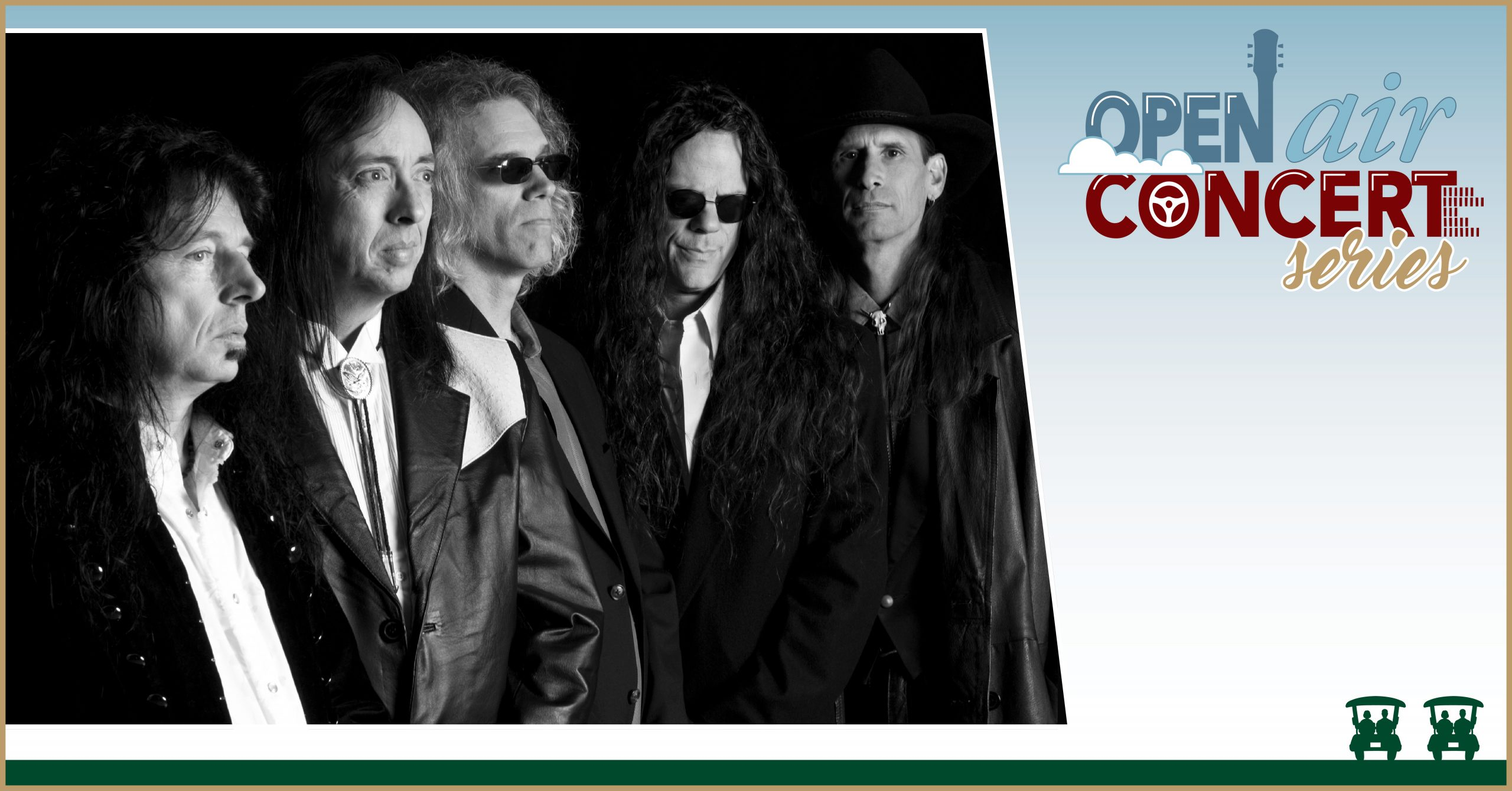 The Open Air Concert Series – Hotel California: A Salute to The Eagles