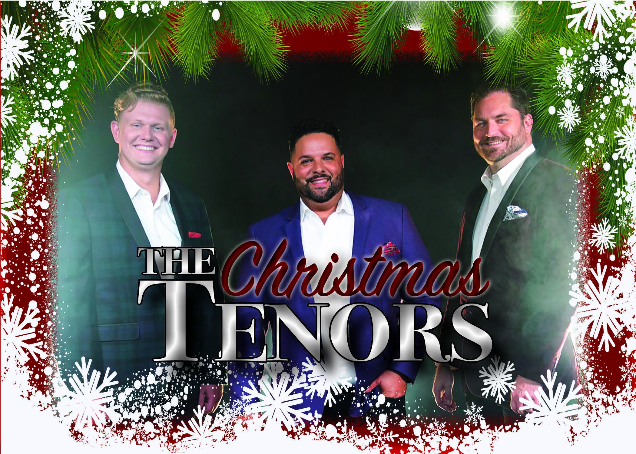 The Christmas Tenors with The Villages Philharmonic Orchestra
