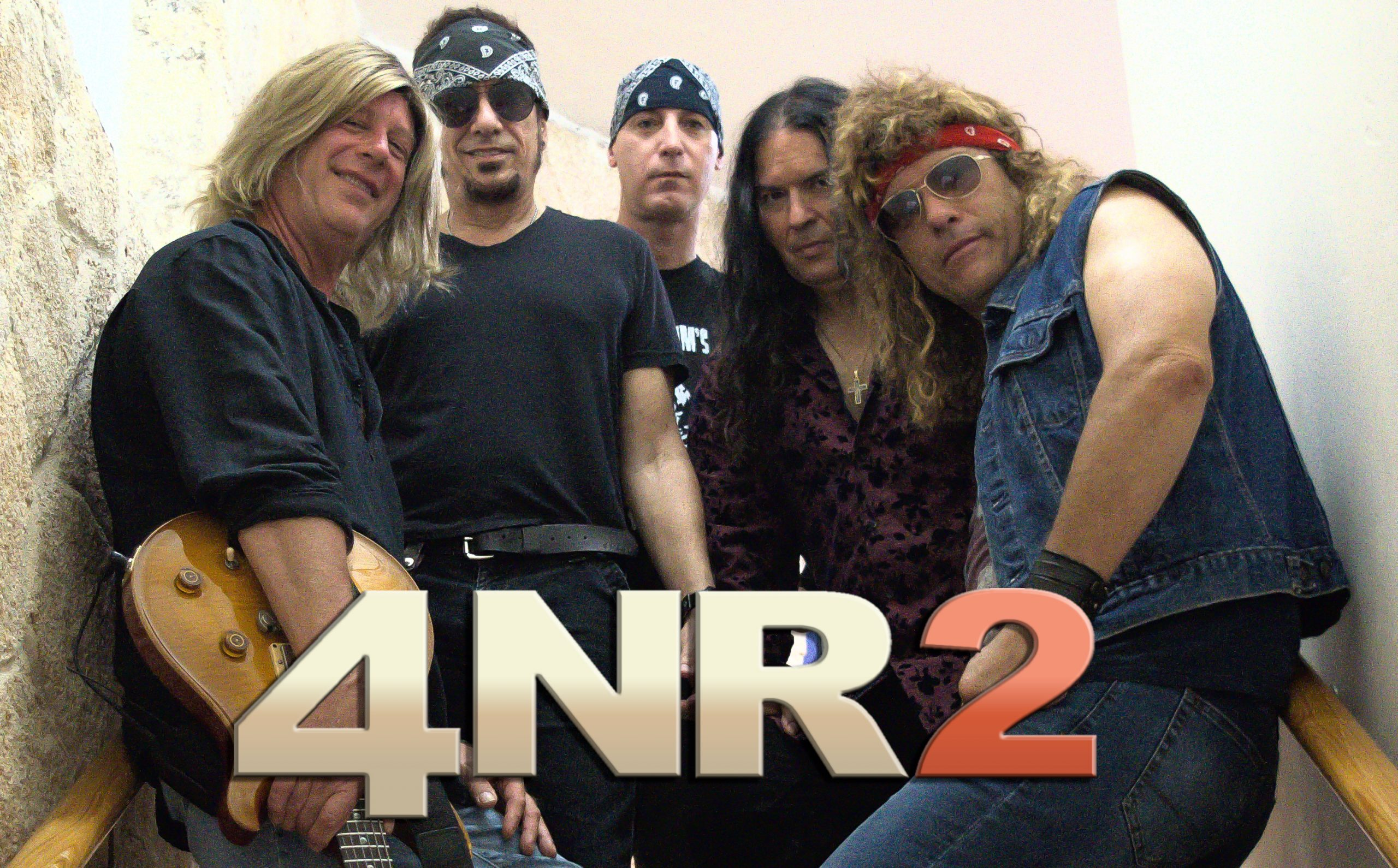 4NR2: The Foreigner Tribute Band