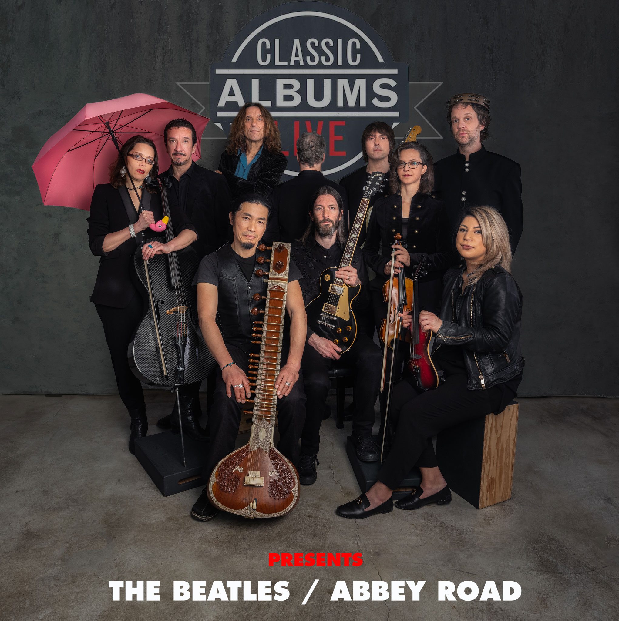 Classic Albums Live – The Beatles Abbey Road