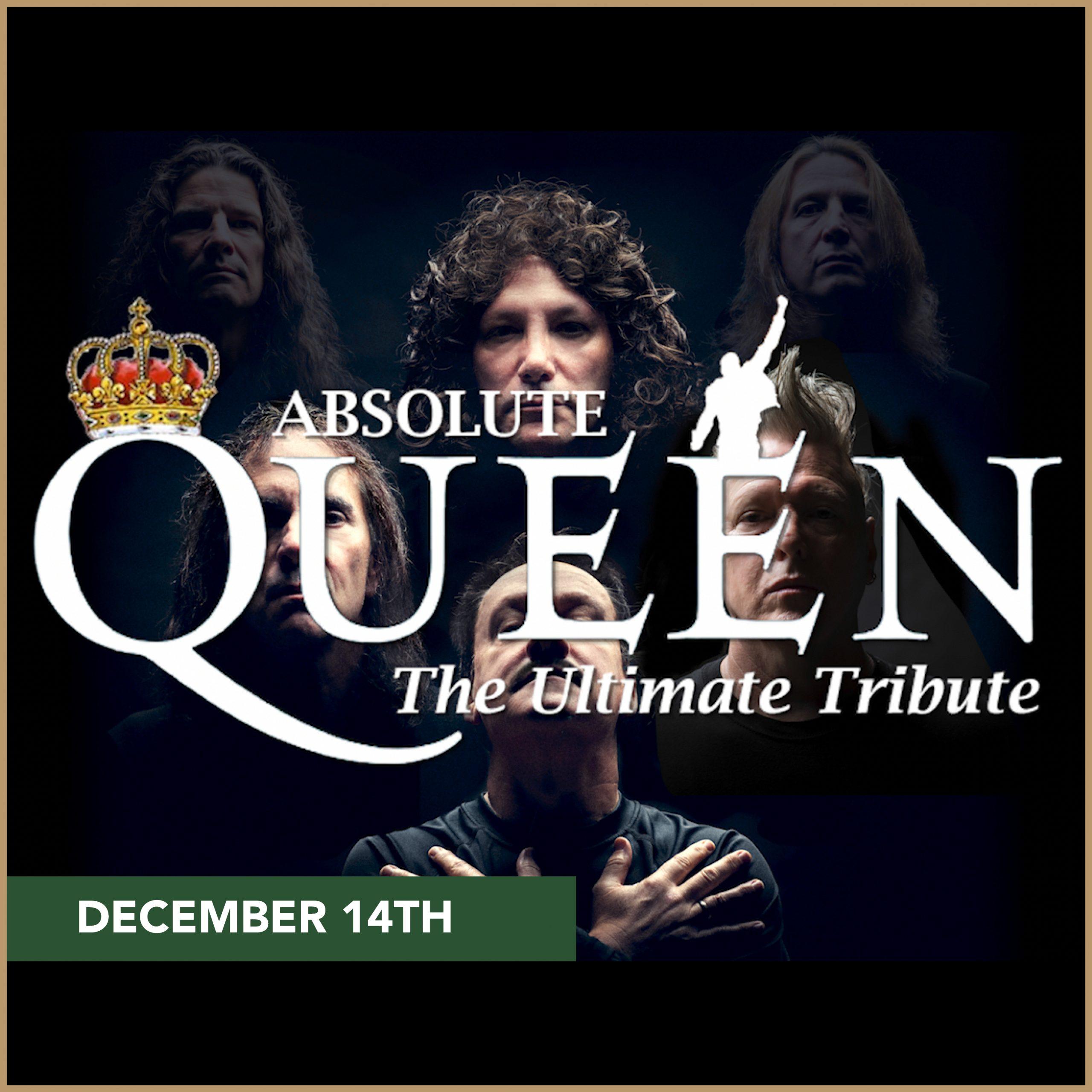 The Open Air Concert Series – Absolute Queen