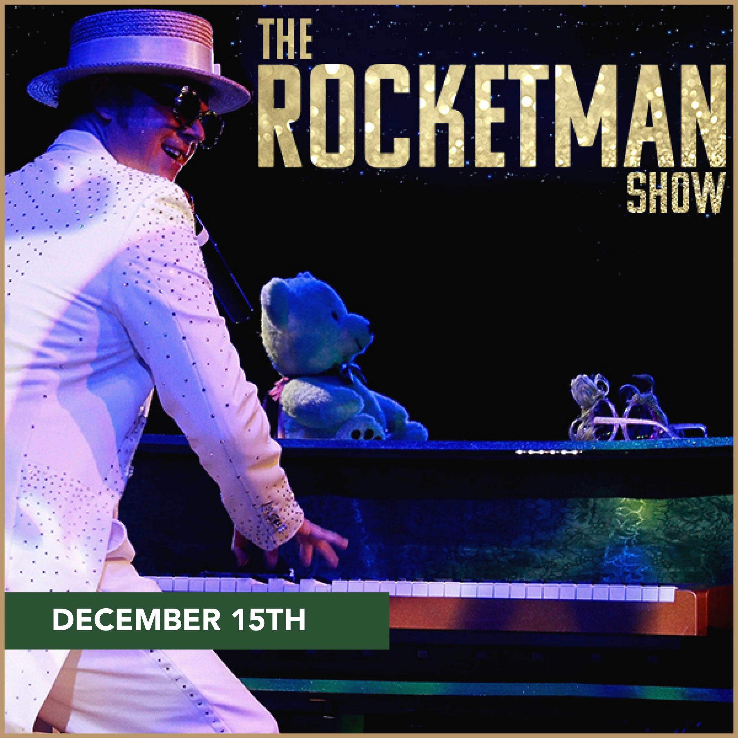 The Open Air Concert Series – The Rocketman Show