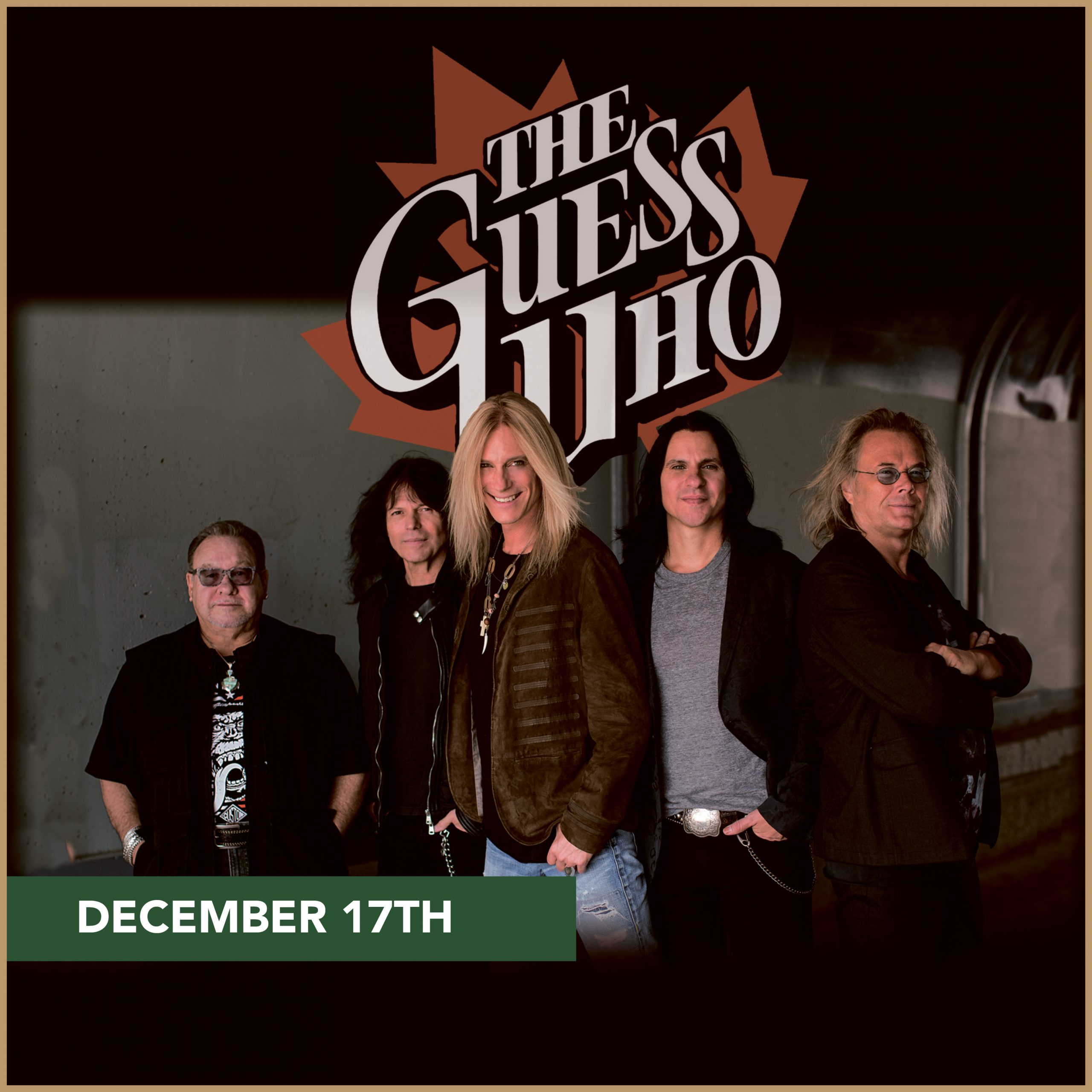 The Open Air Concert Series – The Guess Who