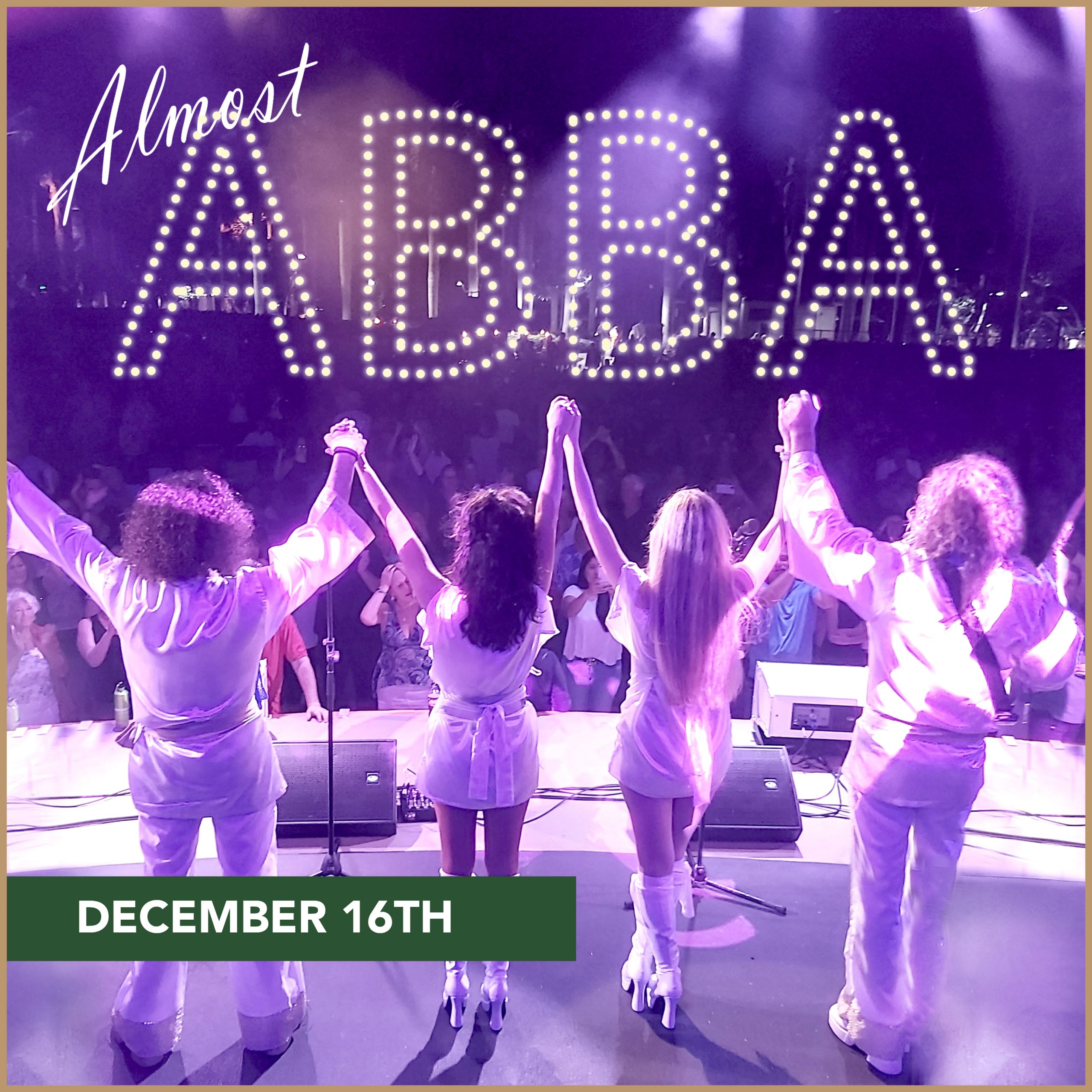 The Open Air Concert Series – Almost ABBA